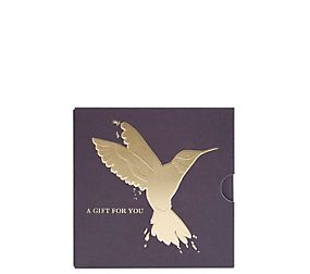 Hummingbird Gift Card