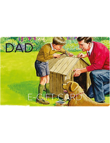 Dad & Son E-Gift Card