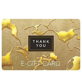 Thank You E-Gift Card