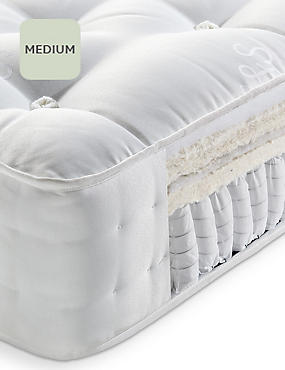 Natural 1500 Medium Mattress