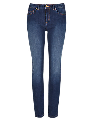 Roma Rise Slim Leg Perfect Sculpt Jeans Clothing