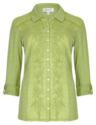 Pure Cotton Meadow Shirt Clothing