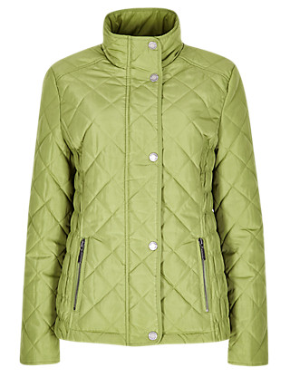 Quilted Jacket with Stormwear™ Clothing