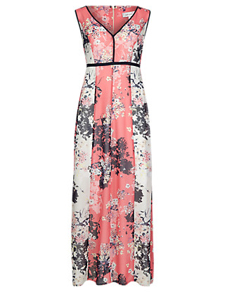 Floral Maxi Dress Clothing