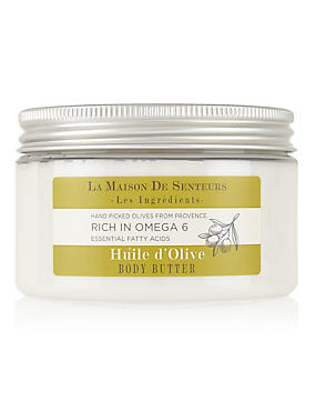 Olive Vertes Body Butter 250ml