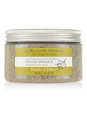 Olive Vertes Body Scrub 250ml