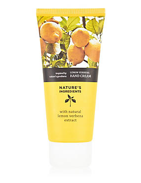 Lemon Verbena Hand Cream 100ml