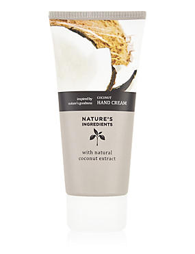 Coconut Hand Cream 100ml