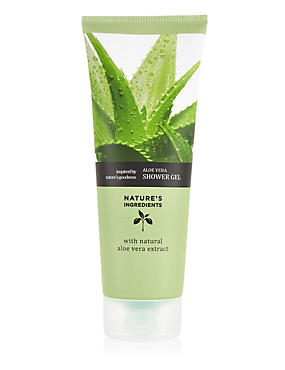 Aloe Vera Shower Gel 250ml