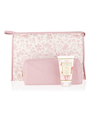 Rose Weekender Duo Gift Set Home