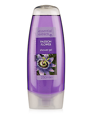 Passion Flower Shower Gel 250ml Home