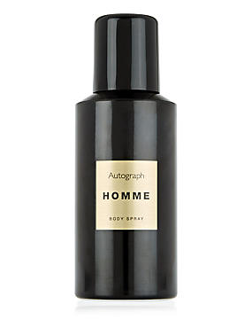Homme Body Spray 150ml