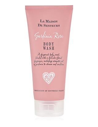 Gardenia Rose Body Wash 200ml Home