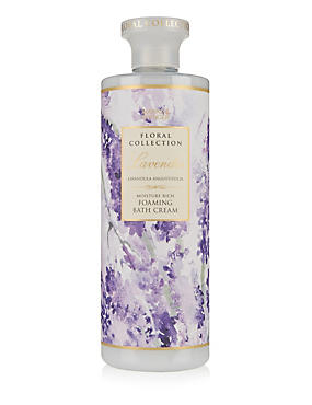 Lavender Bath Cream 500ml
