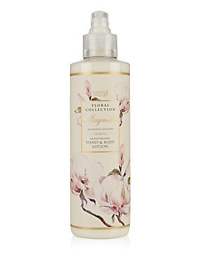 Magnolia Hand & Body Lotion 250ml