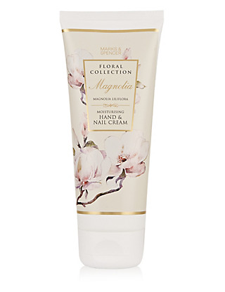 Magnolia Hand & Nail Cream 100ml Home