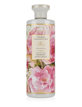 Rose Bath Cream 500ml