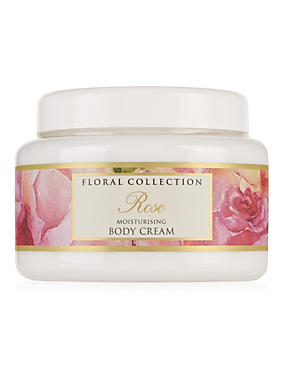 Rose Moisturising Body Cream 250ml