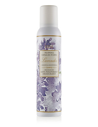 Lavender Anti-Perspirant Deodorant 150ml Home
