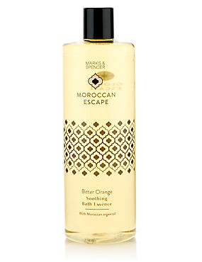 Moroccan Escape Bitter Orange Bath Essence with Argan Oil 500ml
