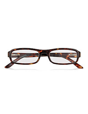 Rectangular Frame Reading Glasses