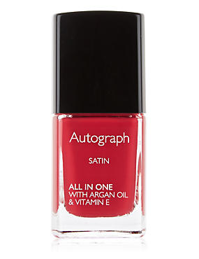 All-in-1 Nail Varnish with Argan Oil