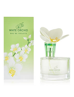 White Orchid Eau de Toilette 60ml