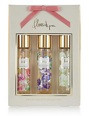 Eau De Toilette Collection Set