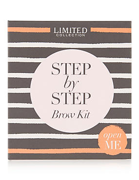 Step By Step Brow Kit