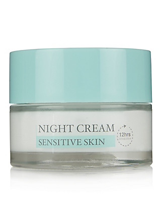Daily Care Sensitive Skin Night Cream 50ml Home