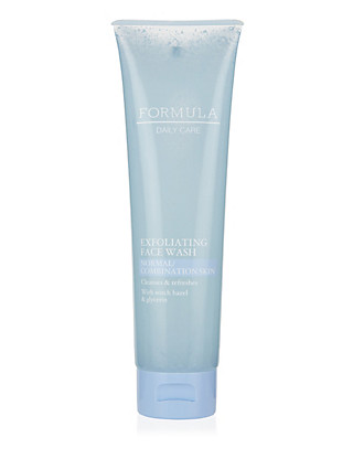 Daily Care Normal/Combination Exfoliating Face Scrub 150ml Home