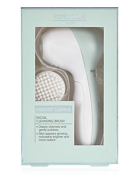 Radiant Cleanse Facial Cleansing Brush