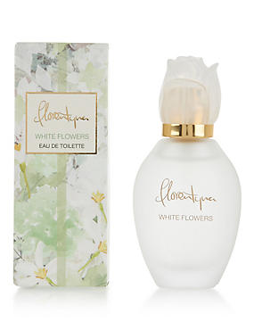 White Flowers Eau de Toilette 30ml