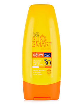 Moisture Protect Sun Lotion SPF30 200ml