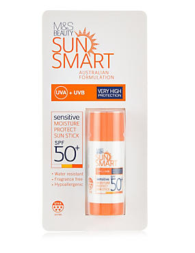 Sensitive Moisture Protect Sun Stick SPF50+ 6g