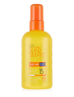 Moisture Protect Clear Spray SPF15 200ml