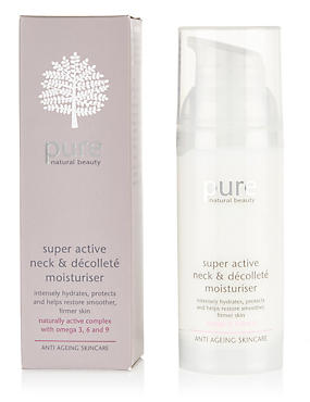 Super Active Neck & Décolleté Moisturiser 50ml