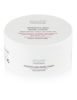 Daily Bodycare Moisture Plus Body Cream 200ml Home