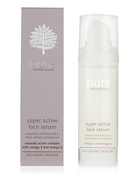 Anti-Ageing Super Active Face Serum 30ml