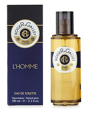 L'Homme Eau de Toilette Natural Spray 100ml