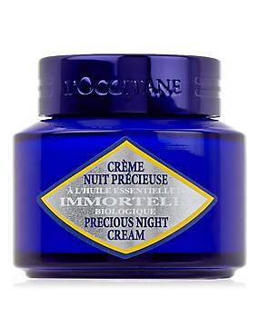 Immortelle Precious Night Cream 50ml, , catlanding