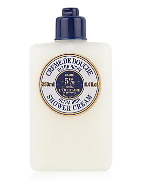 Shea Ultra Rich Shower Cream 250ml