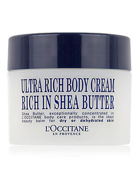 Ultra Rich Body Cream 200ml