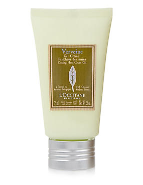 Verveine Cooling Hand Cream Gel 75ml