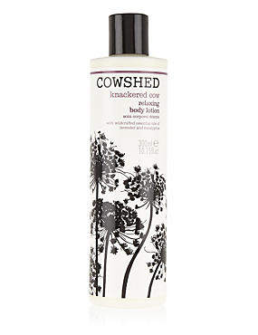 Knackered Cow Body Lotion 300ml