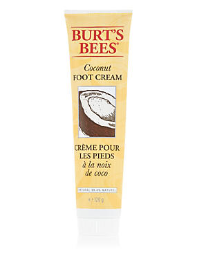 Coconut Foot Cream 120g, , catlanding
