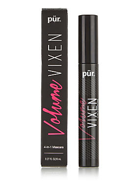 Volume Vixen 4-in-1 Mascara 5g