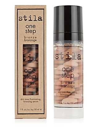 One Step Skin Tone Illuminating Bronzing Serum 30ml Home