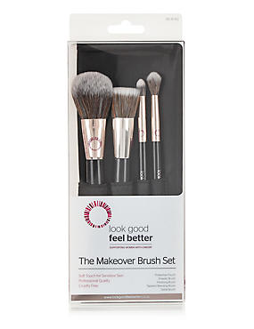 The Makeover Brush Set