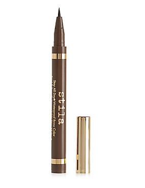Stay All Day® Waterproof Brow Colour 0.7ml, DARK, catlanding